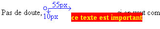 css html text